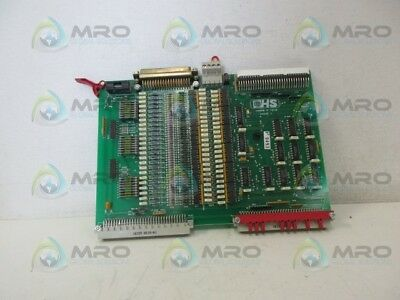 Harland Simen H2668M1510 Issue 1 Circuit Board *new No Box*