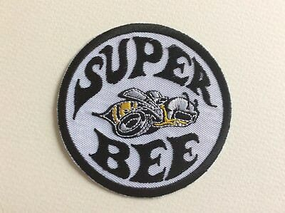 A307 // Ecusson Patch Aufnaher Toppa / Neuf / Super Bee / 8 Cm
