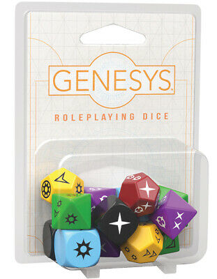 Genesys: Dice Pack