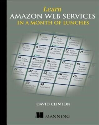 Learn Amazon Web Services in a Month of Lunches (Paperback or Softback)