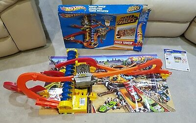 Replacement Template Mattel Fisher-Price Hot Wheels Wall Tracks Auto Motion Speedway