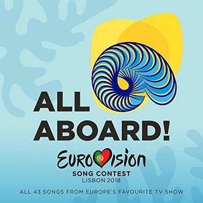 Eurovision Song Contest Lisbon 2018 - Various Artists (NEW 2CD)