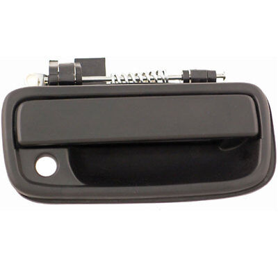 1pcs Front Right Outer Exterior Door Handle with black For 1995-04 Toyota Tacoma