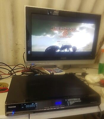 Toshiba HD-EP35 HD DVD Player