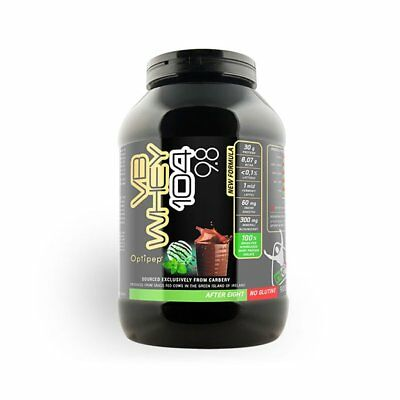 Net Integratori VB Whey 104 9.8 900 gr Proteine isolate After Eight