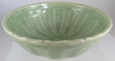 "Celadon 5"" Diameter Bowl"