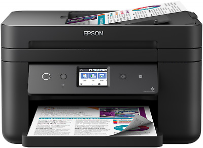 Epson WORKFORCE WF2865 DWF 4-in-1 Drucken Kopieren Scannen Faxen Tinte WLAN