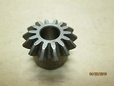 """New Other, Boston L124Y Miter Gear, 14 Dp, 14 Teeth, 3/8"""" Bore, 1 Pitch Dia."""