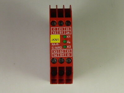 Schmersal SRB-NA-R-C.14/R2-24V Safety Relay ! WOW !