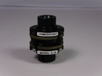 Zero-Max Model 6-18 CD Coupling 10mm Bore 60mm Height ! WOW !