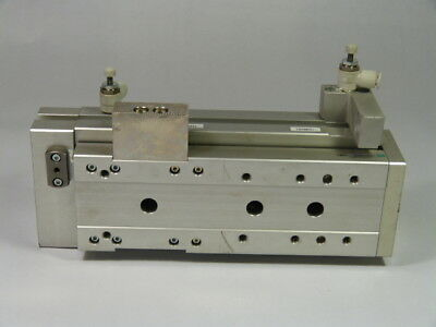 CKD LCRQ-25100A2D Double Action Linear Slide ! WOW !