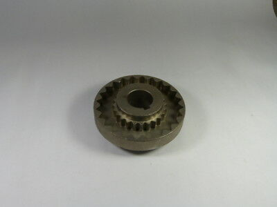 "Martin 8S-1-1/2 Coupling Flange Sprocket 1-1/2"" Bore ! NOP !"