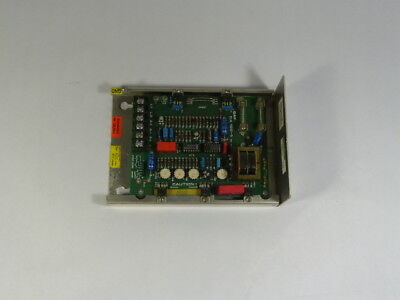 Saf Drive Systems DE2-10-1-N1 DC Drive No Cover 1Ph 15A 50/60Hz ! WOW !