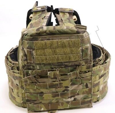 NEW CRYE PRECISION CPC Cage Plate Carrier MULTICAM Medium w ...