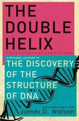 The Double Helix by James Watson 9780753828434 (Paperback, 2010)