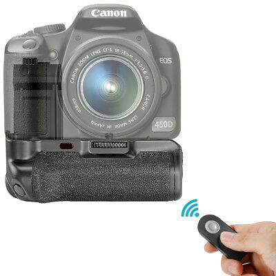 Neewer Battery Grip with LCD Monitor & IR Remote Controller for Canon XS XSi T1i