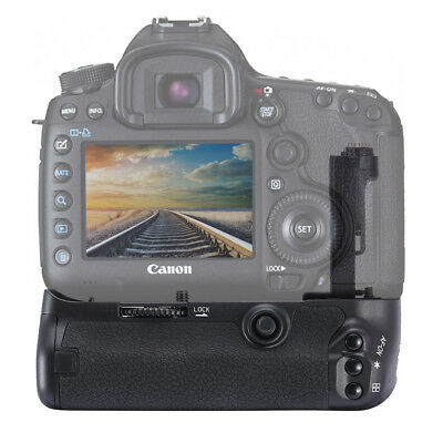 Neewer Multi-Function Battery Holder Grip for Canon EOS 5D Mark III 5DS 5DSR