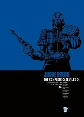 Judge Dredd: Complete Case Files v. 4 by John Wagner 9781904265900