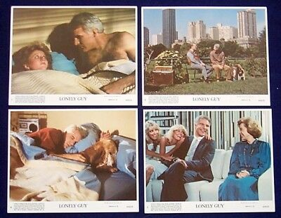 Lonely Guy Original Mint Lobby Card Set Of 8 1984 Steve Martin