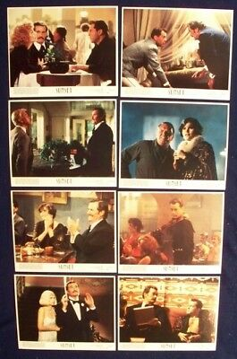 Sunset Original Lobby Card Set Of 8 1988 Bruce Willis