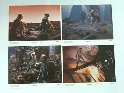 ENEMY MINE ORIGINAL MINT 11x14 LOBBY CARD SET 1985