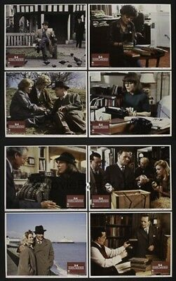 84 Charing Cross Rd Original 11X14 Mint Lobby Card Set Of 8 1984 Anthony Hopkins