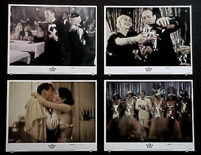 Cotton Club 11X14 Mint Lobby Card Set Richard Gere 1984