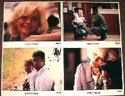 Love Field Original 11X14 Lobby Card Set Of 8 Michelle Pfeiffer 1992
