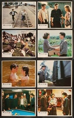 Racing With The Moon Original 11X14 Lobby Card Set Of 8 1984 Sean Penn Nick Cage