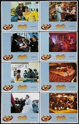 Roadie Original Mint 11X14 Lobby Card Set 1980 Meat Loaf