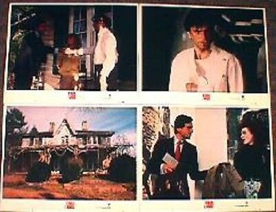 Stars & Bars Original Mint 11X14 Lobby Card Set 1988