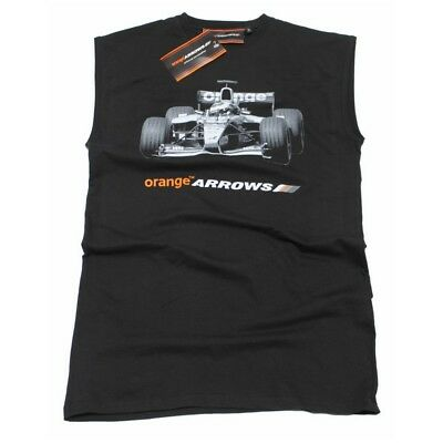 T-SHIRT Formel 1  Formula One 1 F1 Orange Arrows Team NEU! Top DE
