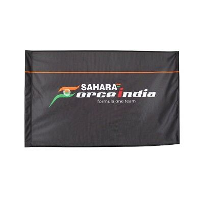 FLAG Formula One 1 Sahara Force India F1 schwarz Size: 900mm x 600mm DE