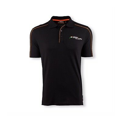 POLO Poloshirt Sahara Force India Formula One 1  Fan F1 schwarz L DE