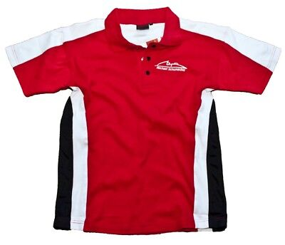POLO SHIRT Formula Formel 1 Michael Schumacher F1 NEW Race DE S