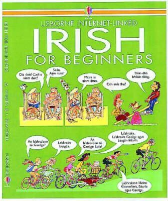 Irish for beginners language for beginners paperback new wilkes irish for beginners 9780746003831 paperback 1989 fandeluxe Images