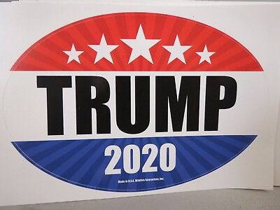 WHOLESALE LOT OF 20 Q QANON WWG1WGA STICKERS DONALD TRUMP 2020 $  GOP PRESIDENT
