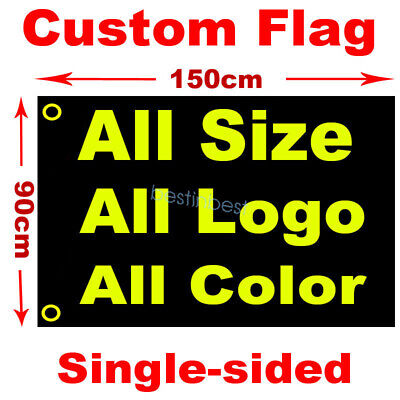 New Banner Flag for Honda Racing Flag 3x5 FT Wall Banner Shop Show Decor Black