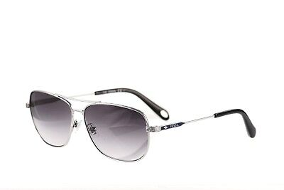 7bc1077bd1a New Authentic Fossil Sunglasses FOS3058 S 06LB Ruthenium 58-13-140 w  Pouch
