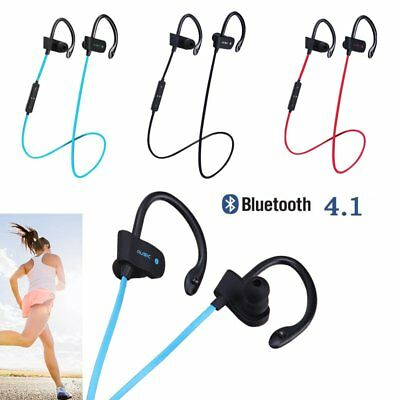 Bluetooth Wireless Headphones Sports Waterproof Sweatproof Earphones for iPhone