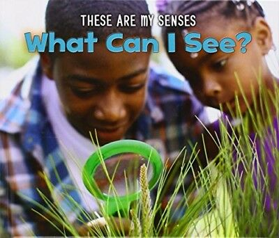 New, What Can I See? (These Are My Senses), Issa, Joanna, Book