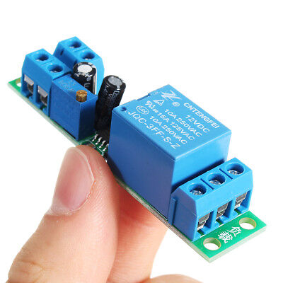 DC 12V Adjustable Car Switch Delay Relay Module Timer 0~25s Signal Triggering