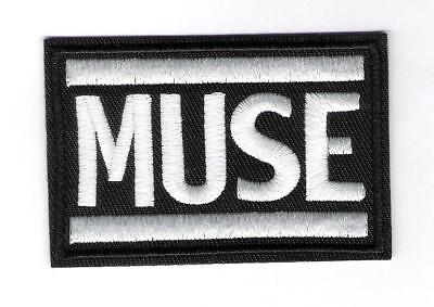 patch embroidered / écusson thermocollant Muse
