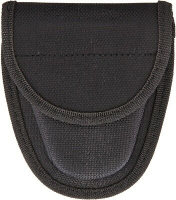 Carry All SH1152 Black Nylon Handcuff Pouch Holds One Standard Size Pair