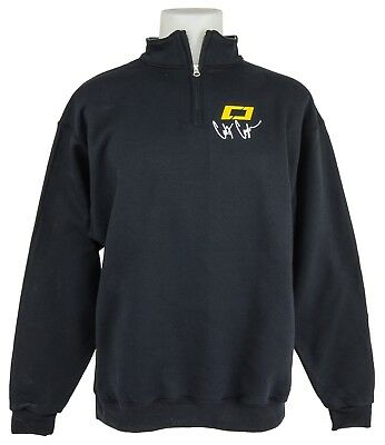 JEGS Apparel and Collectibles 18022 Cody Coughlin #2 1/4 Zip Sweatshirt 2X-Large