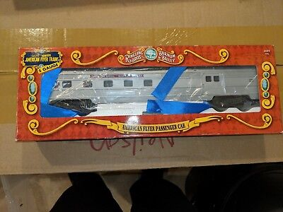American Flyer S Gauge 6-49955 Ringling Bros Combination Car C-9 OB
