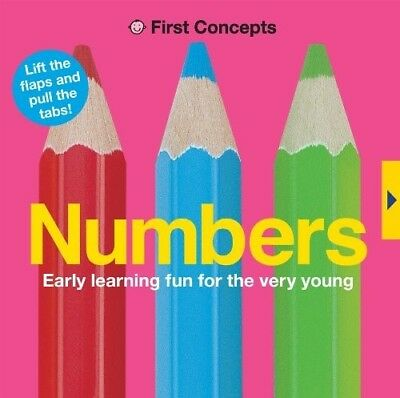 New, Numbers (First Concepts), Roger Priddy, Book