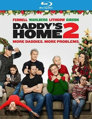 Daddys Home 2 (Blu-ray Disc ONLY, 2018)