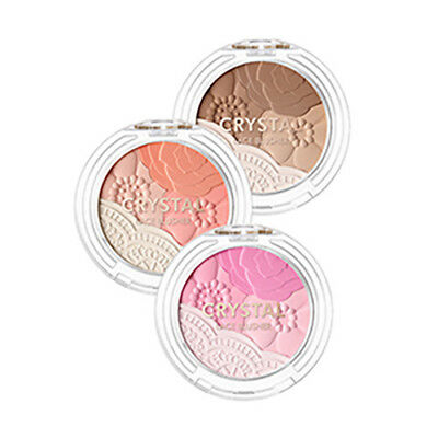 [TONYMOLY] Fabric Collection Crystal Lace Blusher