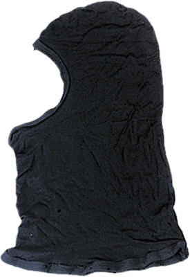 Fly Racing Silk/Cotton Balaclava Black 30-Pack